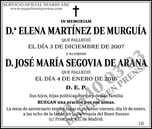 Elena Martínez de Murguía